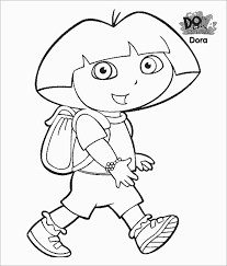 Small Picture 21 Dora Coloring Pages Free Printable Word PDF PNG JPEG EPS