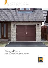 hormann garage doorSectional Garage Doors from Hrmann UK