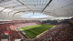 It is located only 550 yards from bayer leverkusen football stadium and. The Bayarena Our Stadium Bayer 04 Leverkusen