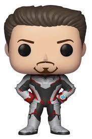 Купить <b>Фигурка</b> Funko POP! <b>Marvel</b>: <b>Avengers</b> Endgame - Тони ...