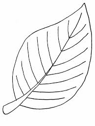 Small Picture Pictures Of Leaves To Colour Coloring Home Coloring Coloring Pages