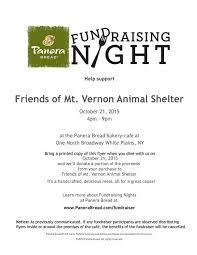 friends of mount vernon animal shelter fundraising night at panera panera b fundraiser