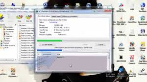 How To Resume Failed Download Internet Download Manager Youtube