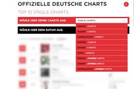 Deutschsprachige Charts 15 Exact Deutsche Single Chart Aktuell