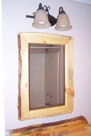 reclaimed wood bathroom mirror. Wood Mirror Frame Ideas. New Bathroom Mirrors Rustic Unique Barn . Wall Ideas Reclaimed C