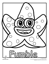 Small Picture monsters coloring pages