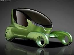 городской транспорт будущего Город будущего allrefsnet