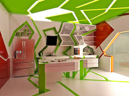 Red Kitchen Design Green White Red Kitchen Design Interior Design Ideas