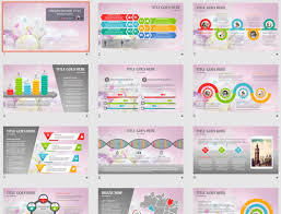 Easter Powerpoint Template 123488