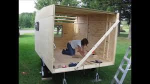 luxury trailer plans teardrop campers travel trailer interior travel trailers