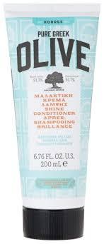 <b>KORRES кондиционер</b> Pure Greek Olive для <b>нормальных</b> волос ...