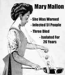 Typhoid Mary Mallon – Legends of America