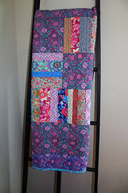 it s amy butler s soul mate fabric but the pattern is her lark quilt on her website