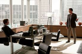 Suits harvey specter office Luxurious usa Network usa Network Producing Creativity Analysing The Offices Of Our Favourite Tv Shows Producing Creativity