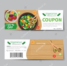 coupon design 12 food coupon designs design trends premium psd vector downloads