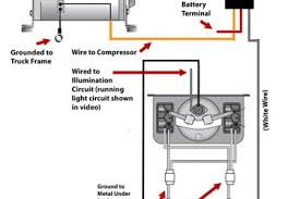 air lift compressor wiring diagram air wiring diagrams for air bag suspension compatible gooseneck hitch for 2005 f350