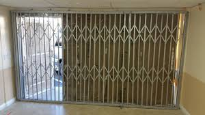 commercial security door. Commercial Security Door I