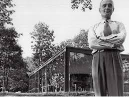Philip Johnson biography by Mark Lamster reviewed by Spencer Lee Lenfield |  Harvard Magazine