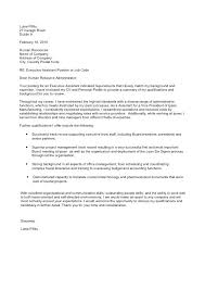 Cover Letter For Attorney Job Attorney Resume Cover Letter Attorneys