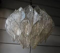 vintage lucite chandelier