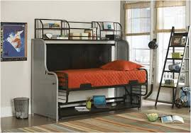 bunk bed with sofa bed underneath really encourage bunk bed futon desk bm furnititure