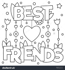 Coloring Page Vector Illustration
