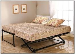 twin bed with pop up trundle. Pop Up Trundle Beds Day Room Duralink Twin Bed Frames To King For Adults . Frame Sale With S