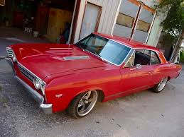 1967 Chevy Chevelle -