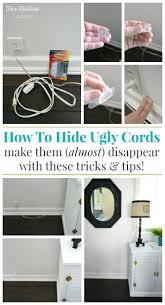 ... Diy Cord Organizer Best Organize Cords Ideas On Organisation Or Home  Improvement Diy Extension Cord Storage ...