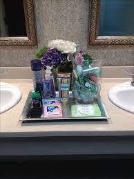 Best Bath Decor bathroom kit : Best 25+ Wedding bathroom baskets ideas on Pinterest | Wedding ...