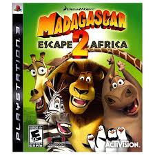 Small Picture Dreamworks Madagascar Escape 2 Africa For Playstation 3 2999