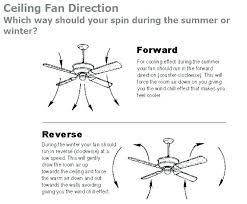 should the fan switch be up or down ceiling fan switch up or down winter summer
