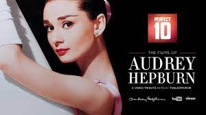 Audrey Hepburn - tribute (HD) - YouTube
