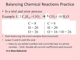 worksheet writing and balancing chemical reactions answer equations examples answers questions pdf chemistry practice problems