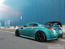 nissan 350z modified. Contemporary 350z Modp 1210 01 2004 Nissan 350z Cover With Nissan Modified S