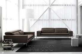 modern leather sofa. Catchy Italian Designer Leather Sofas With Magritte Modern Sofa Contempo