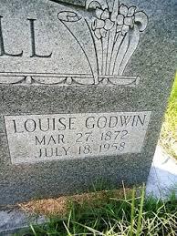 "Louise ""Lou"" Godwin Cogdell (1872-1958) - Find A Grave Memorial"