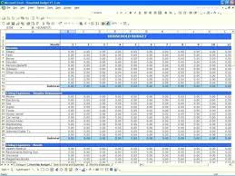 Expense Spreadsheet Template Excel Business Income And Expense Worksheet Template Fstz Info