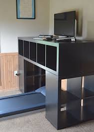 Home office standing desk Diy Wide Computer The spaceship Diy Standing Desk Massive Attractive And Affordable Standing Desk For Tall Nerds Pinterest The spaceship Diy Standing Desk Massive Attractive And