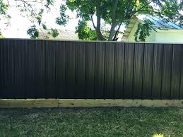 how to build a corrugated metal fence throughout fencing diy gate