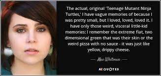 Ninja Turtle Quotes Stunning TOP 48 NINJA TURTLE QUOTES AZ Quotes
