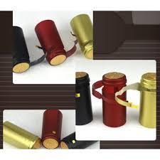 100-Pcs-Shrink-Seal-Capsule-PVC-Thermal-Cap-
