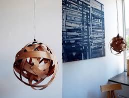 wood veneer lighting. Lighting Wood Veneer