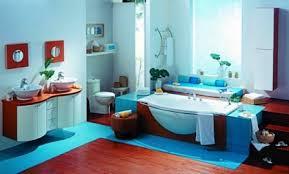 Girlsu0027 Colorful Bathroom Makeover  Rebecca Hawkins  HGTVColorful Bathroom