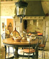 country kitchen table set mesmerizing french country round dining table set in kitchen and french country