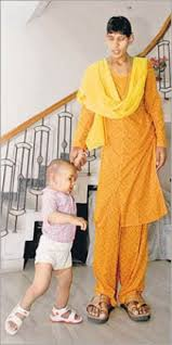 tallest woman in the world 2013 height. Delighful Height Svetlana Singh Is An Indian Woman With The Height Of 7u00272u201d Equal To Dydek  She Married A Guy Who Also Had Tall More Than 6 Feet On Tallest Woman In The World 2013 Height 0