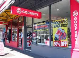 Where shall i put them? Godfreys Continues Negative Trend Inside Retail