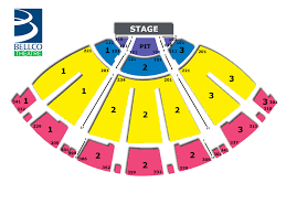 Temple Hoyne Buell Theatre Seating Chart 5 Bellco Theatre Map Buell Theatre Seating Chart Seat