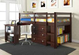 beds with desks on top. Interesting Beds Best MidRange Bunk Beds With Desk Throughout Beds With Desks On Top R