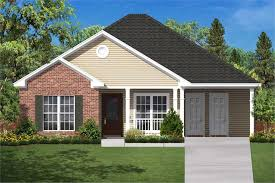 142 1004 3 bedroom 1200 sq ft small house plans 142 1004 front